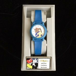 Vintage Beauty and the Beast Watch